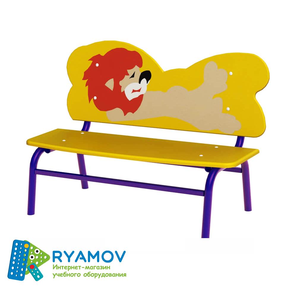 скамейка в детский сад купить